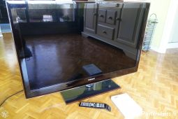 tv samsung full led high tech image son televiseur val-de-marne