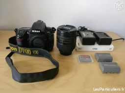 nikon d700 + nikkor 24-85mm f2. 8 / 4 high tech image son photo camescope paris