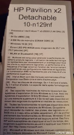 pc portable hp pavilion hybride tablette high tech image son informatique hauts-de-seine