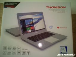 notebook thompson 14 pouces high tech image son informatique manche