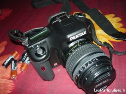 pentax k200d high tech image son photo camescope vendée