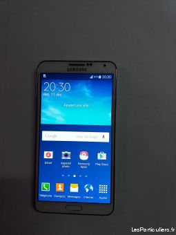 samsung galaxy note 3 lte high tech image son telephonie val-de-marne