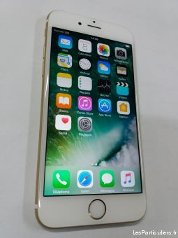 apple iphone 6 (16 go) or high tech image son telephonie val-de-marne