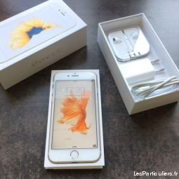 iphone 6s couleur or high tech image son telephonie seine-saint-denis