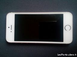 iphone 5s avec 7 coques quasi neuf high tech image son telephonie nord