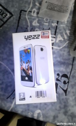 smartphone yezz high tech image son telephonie yonne