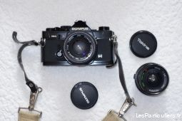 olympus argentique om2 n et objectifs high tech image son photo camescope yvelines