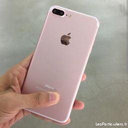iphone 7 plus 256go high tech image son telephonie paris