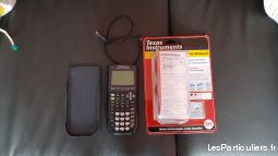calculette texas instruments high tech image son autres moselle