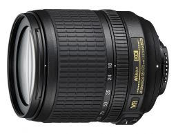 objectif reflex nikon 18 - 105 mm high tech image son photo camescope alpes-maritimes