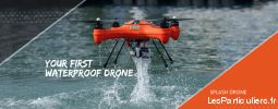 drone fisherman swell pro high tech image son autres la réunion