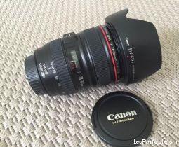 canon 5d mark iii + 2 objectifs high tech image son photo camescope cher