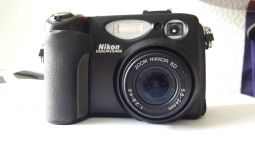 nikon coolpix 5400 high tech image son photo camescope val-de-marne