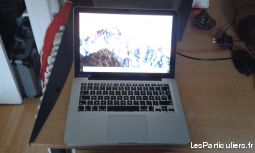 macbook pro 13 high tech image son informatique paris