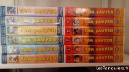 lot 12 k7 vidros tom sawyer high tech image son autres val-d'oise