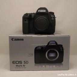 canon eos 5d mark iv (4) état neuf high tech image son photo camescope seine-saint-denis