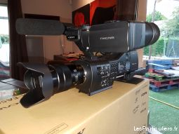 camera pro sony nex-ea50eh high tech image son photo camescope gironde