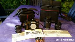 appareil photo reflex argentique nikon f-401 s high tech image son photo camescope calvados