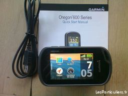 gps oregon 600 +topo france v4 +garantie 2018 high tech image son gps ille-et-vilaine