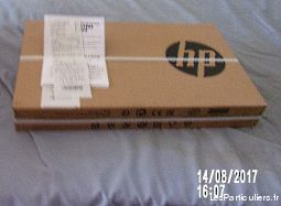 neuf (non-déballé) laptop hp 17-y005 +amd high tech image son informatique gard