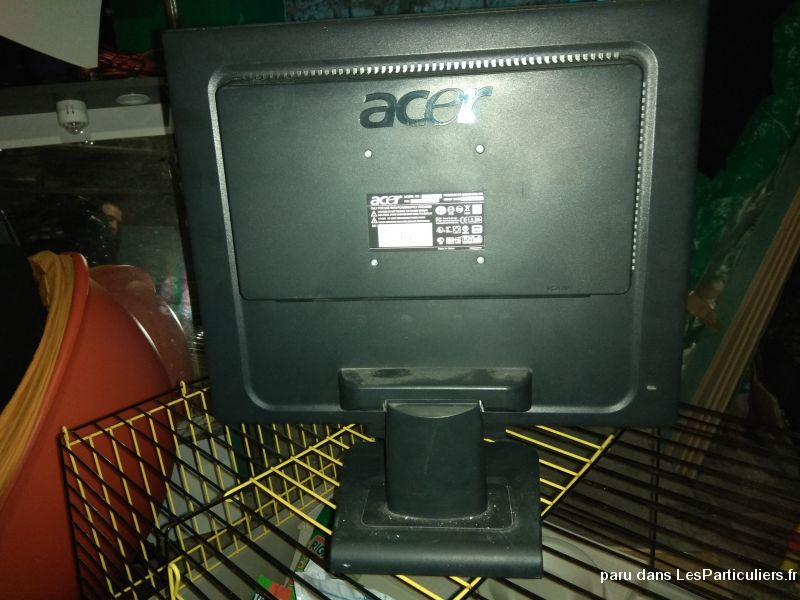 Ecran plat acer High Tech Image son Informatique Yvelines