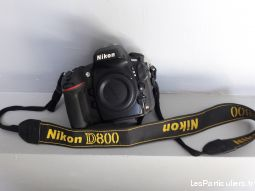 appareil photo nikon d800 et zoom  70 / 200 high tech image son photo camescope val-d'oise