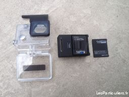 gopro hero 3 + silver edition high tech image son photo camescope essonnes