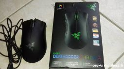 souris deathadder chroma high tech image son informatique hérault