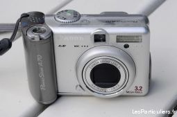 compact expert canon powershot a70 tbe high tech image son photo camescope seine-et-marne