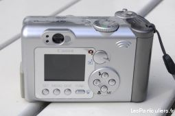Compact expert Canon Powershot A70 TBE