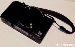 nikon coolpix high tech image son photo camescope aude