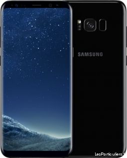 samsung galaxy s8+ 64 go high tech image son telephonie var