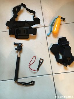Pack accessoires Gopro neufs