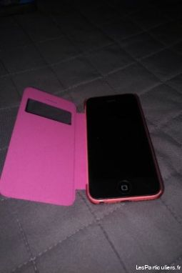 Iphone 5C rose 16GO