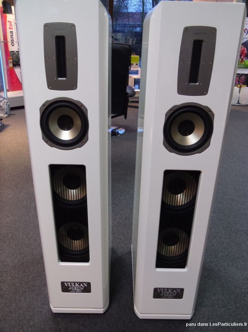 Quadral Aurum 8 R High Tech Image son Hifi Son Essonnes