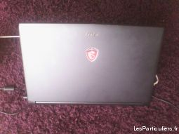 PC portable MSI gamer GTX960M / i5 / 8Go ram / 1To