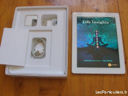 ipad2 apple avec application quantum ilife / infin high tech image son informatique doubs