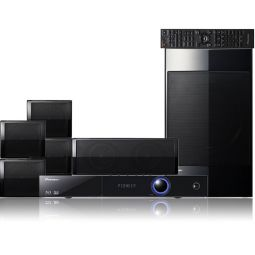 home-cinéma 5.1 pioneer bcs - 222 high tech image son home cinema seine-et-marne