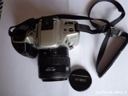 minolta argentique high tech image son photo camescope loire
