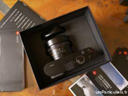 leica q typ 116 + objectif high tech image son photo camescope aisne