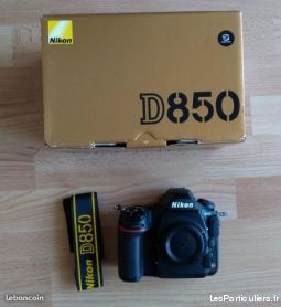 nikon d850 + objectif 85mm 1,4 g high tech image son photo camescope mayenne