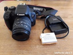 reflex canon high tech image son photo camescope seine-maritime