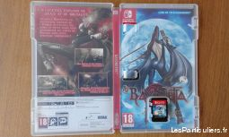 Bayonetta 2 et 1 en code Switch