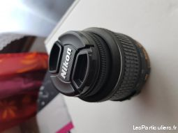 nikon af-p nikkor 18 - 55 mm le d7000 neuf high tech image son photo camescope seine-saint-denis