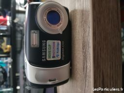 appareil photo samsung a 502 état neuf  high tech image son photo camescope seine-saint-denis