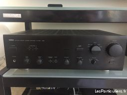 AMPLIFICATEUR YAMAHA NATURAL SOUND AX-550
