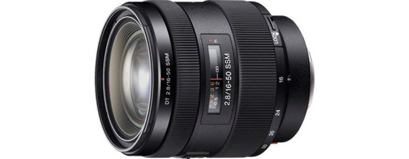 Sony Objectif SAL1650 Monture A APS-C 16-50mm F2  High Tech Image son Photo Camescope Haute-Garonne