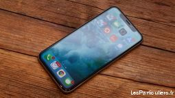 iphone x neuf high tech image son telephonie haute-garonne