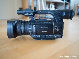 panasonic hpx250ej 368heures high tech image son photo camescope hauts-de-seine