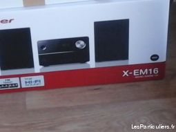 mini chaine pioneer high tech image son hifi son loire-atlantique